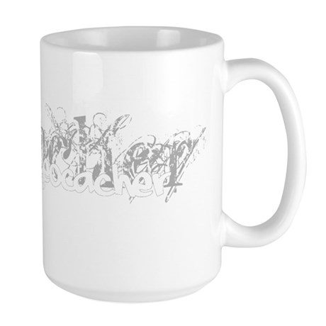 Geocacher Large Mug