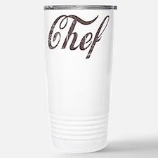 Unique Chef Travel Mug