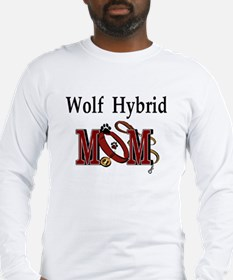 Wolf Hybrid Long Sleeve T-Shirt