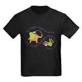 Baby humor Kids T-shirts (Dark)