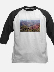 Grand Canyon North Rim, Arizona, U Baseball Jersey