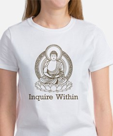 Vintage Buddha Inquire Within Tee