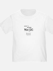 Glenn Johnson Music T-Shirt