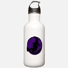 Black Hat Society Water Bottle
