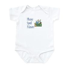 Please Spoil Mason Infant Bodysuit