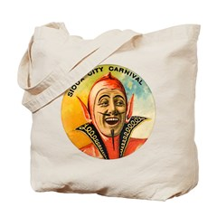 Sioux City Carnival Tote Bag