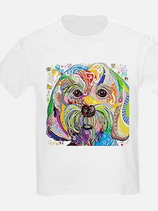 Unique Maltese art T-Shirt