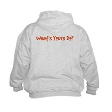 My Dog Flys, Whats Yours Do? Sweatshirt