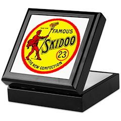23 Skidoo Keepsake Box