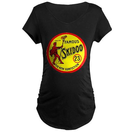 23 Skidoo Maternity Dark T-Shirt