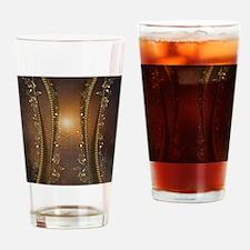 Wonderful decorative vintage design Drinking Glass