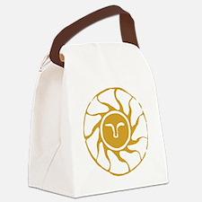 Unique Curse Canvas Lunch Bag
