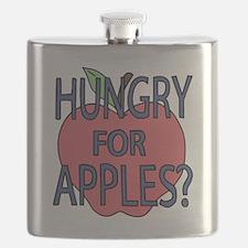 Cute Apples Flask