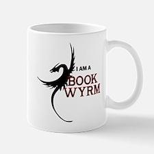 I am a Book Wyrm Mugs