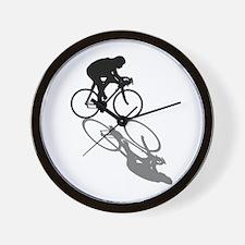Cycling Bike Wall Clock
