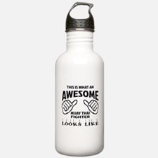 This is what an Muay T Water Bottle