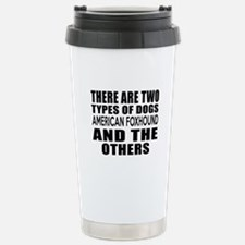There Are Two Types Of Stainless Steel Travel Mug