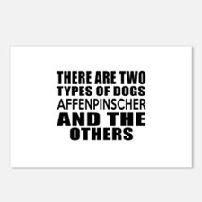 There Are Two Types Of Af Postcards (Package of 8)