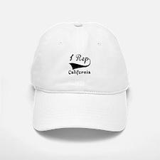 I Rep California Baseball Baseball Cap
