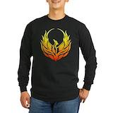 Men Long Sleeve T-shirts (Dark)