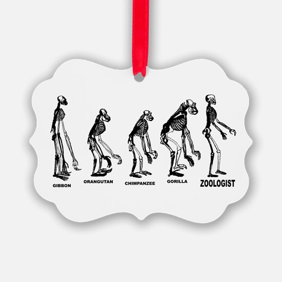 Zoologist Ornament