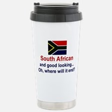 Cute South africa Travel Mug