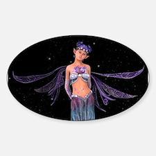 Purple Fairy Decal
