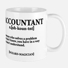 ACCOUNTANT NOUN Mugs