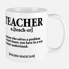 TEACHER NOUN Mugs