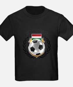 Hungary Soccer Fan T-Shirt