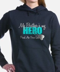 AF Sister Brother is my hero Sweatshirt
