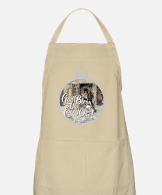 God Bless Us Every One! Apron