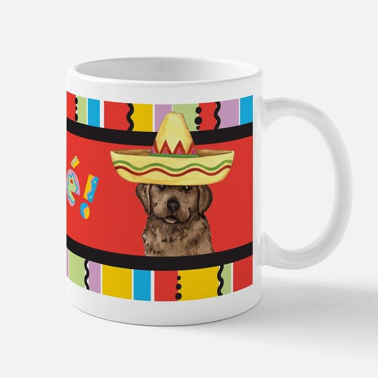 Fiesta Labrador Mugs