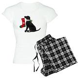 Black lab T-Shirt / Pajams Pants