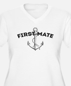 First Mate copy Plus Size T-Shirt