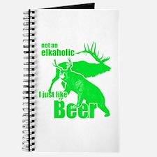 Elkaholic beer Journal