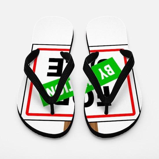 By Auction Flip Flops