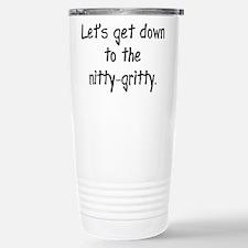 Unique Libre Travel Mug