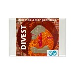 Divest from weapons dealers Magnets