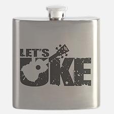 Let's Uke Flask