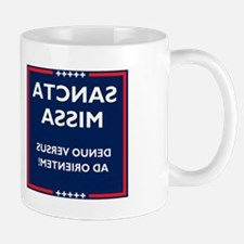 Ad Apsidem, Fixed Mugs