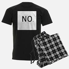 No.jpg Pajamas
