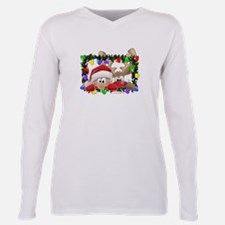 NEW! Sneaky Santa and Rudolph T-Shirt