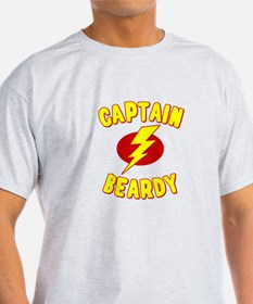 Captain Beardy T-Shirt