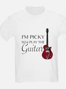 I'M PICKY, I PLAY GUITAR T-Shirt