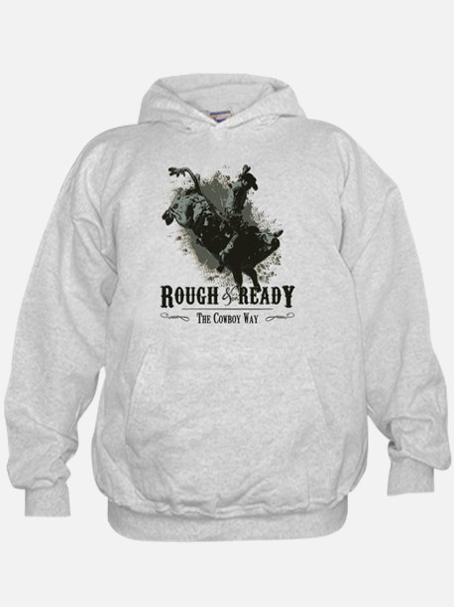 Rough and Ready Bull Riding Sweatshirt