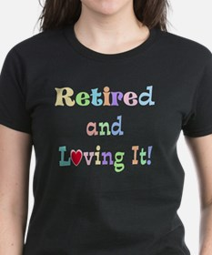 Cute Retirement Tee