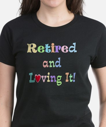 Unique Retirement Tee