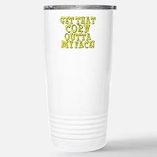Funny Libre Travel Mug