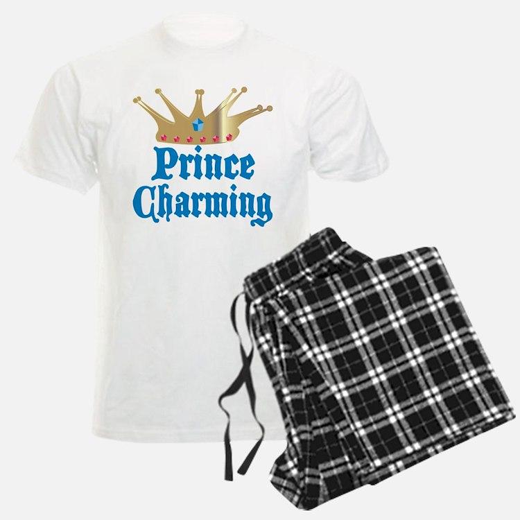 Prince Charming tr copy Pajamas